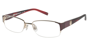 TRU Trussardi TR 12506 Prescription Glasses