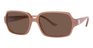 Natori Eyewear NATORI SUNWEAR SZ509 DEEP CORAL
