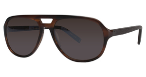 John Varvatos V769 Brown Horn