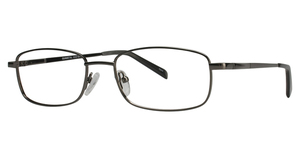 Continental Optical Imports Exclusive 166 Gunmetal