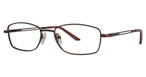 Continental Optical Imports Parisian 67 Burgundy