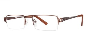 Modern Optical Cassie Matte Brown