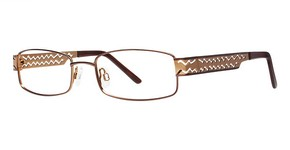 Modern Optical U754 Matte Brown/Brown