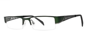 Modern Optical GVX514 matte olive/gunmetal