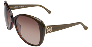 Michael Kors M2773S EDIE Brown Gradient