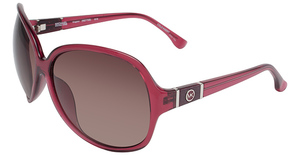 Michael Kors M2775S KINGSTON Berry Crystal