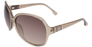 Michael Kors M2775S KINGSTON Taupe Crystal
