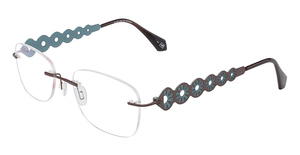 Cafe Lunettes cafe 3115 Toffee/Blue