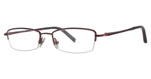 Jones New York Petite J113 Burgundy