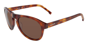 Lacoste L608S Light Havana