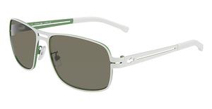Lacoste L108S WHITE/GREEN