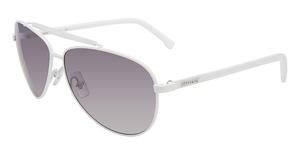 Lacoste L123S Shiny White