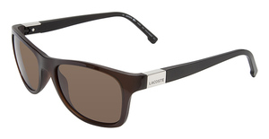 Lacoste L503S BROWN AND KHAKI