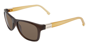 Lacoste L503S BROWN AND AMBER