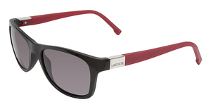 Lacoste L503S Black and Red