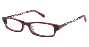 A&A Optical Whataya Want Burgundy