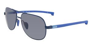 Lacoste L115S SHINY BLUE 424