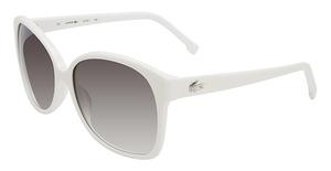 Lacoste L614S White 024