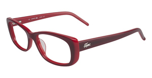 Lacoste L2600 RED/CORAL