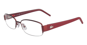 Lacoste L2114 Satin Red