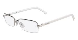 Lacoste L2112 Shiny Silver