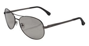 Marchon 3D011S 04 Black Chrome