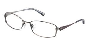 Bogner 732025 Gunmetal/Grey-Brn Marble