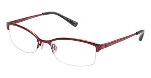 Bogner 732027 Coral Matte Red