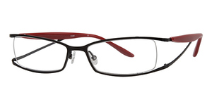 L'Amy LeafUS 1010 Black/Red