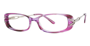 L'Amy 824 Marbled Fuchsia