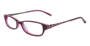 Kids Central KC1631 Plum/Fuchsia