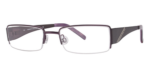 Kenneth Cole New York KC0715 Matte Eggplant