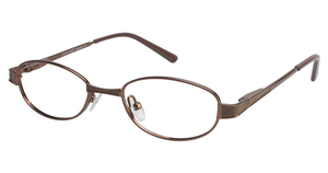 A&A Optical Flip Brown