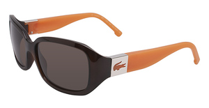 Lacoste L505S Brown And Orange