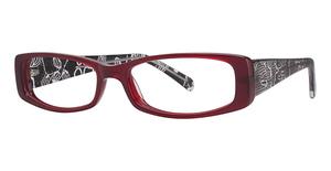 Vision's Vision's 186 Red/Black