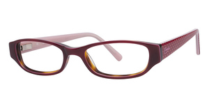Candies C PIXIE Burgundy/Tortoise