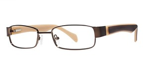 Modern Optical Ames Matte Brown