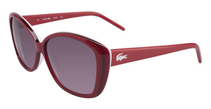 Lacoste L612S Red/White