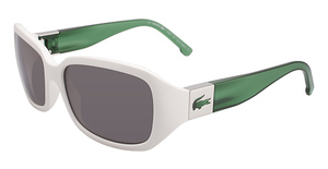 Lacoste L505S WHITE AND GREEN