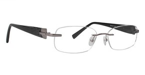 Totally Rimless TR 172 Gunmetal