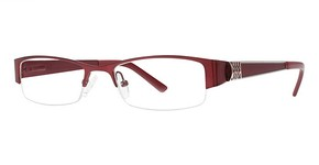 Modern Optical Rene Matte Burgundy