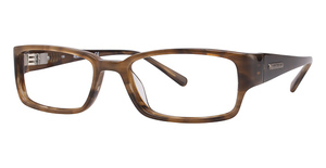 Kenneth Cole New York KC0720 Striped Brown