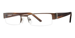 Modern Optical Shannon Matte Brown