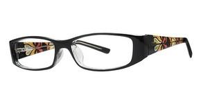 Modern Plastics II Swirl Eyeglasses