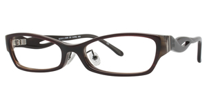 BCBG Max Azria Sybil (Global Fit) Brown Horn Laminate