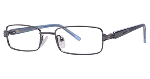 K-12 4058 Gunmetal/Blue