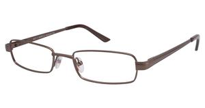 A&A Optical Shut It Down Brown