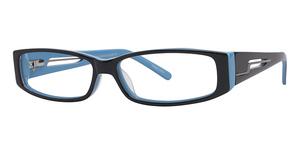 New Millennium LUX001 Blk/Blue