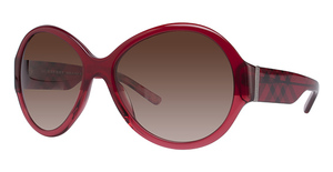 Burberry BE4102 RED GRADIENT