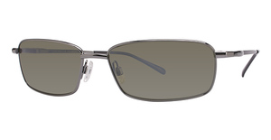 Serengeti Flex Series Modena Shiny Gunmetal 9157